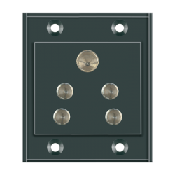 Boom Designer Socket Modules (5)