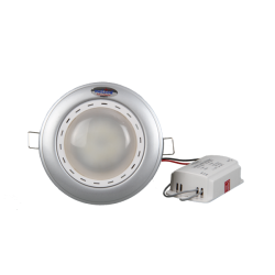 "4"" Round Downlight 1*15/18w CFL (3)"