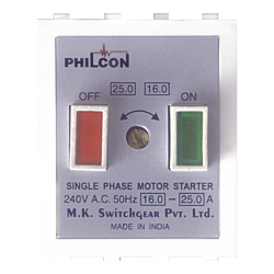 Philcon Exclusive Motor Starter & D.P. Switches (7)