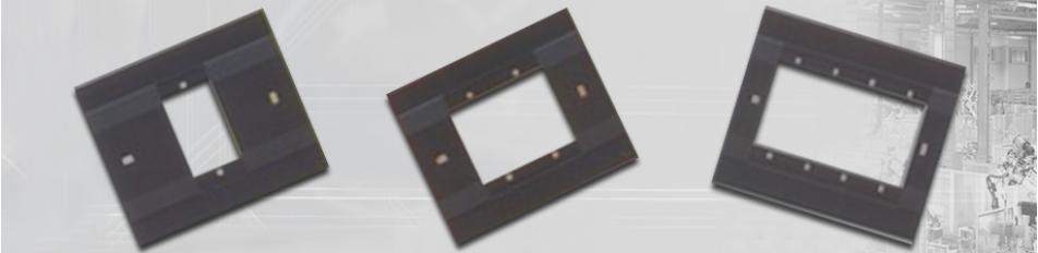 Boom Designer Modular Plates