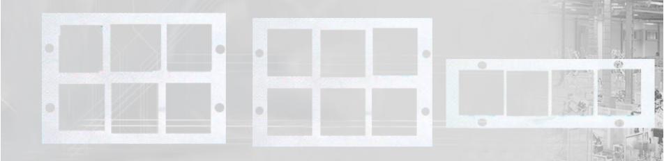 D-Art Modular Plates