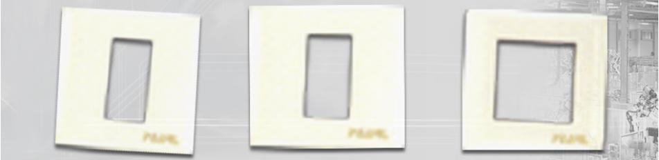 Pearl Modular Plates
