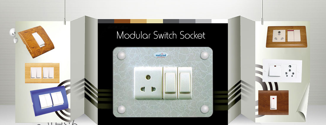 MODULAR SWITCH SOCKET